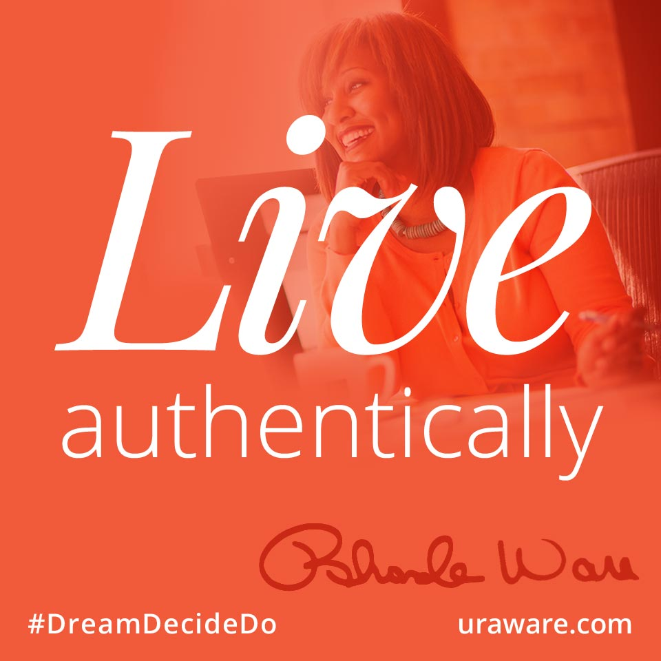 Live Authentically