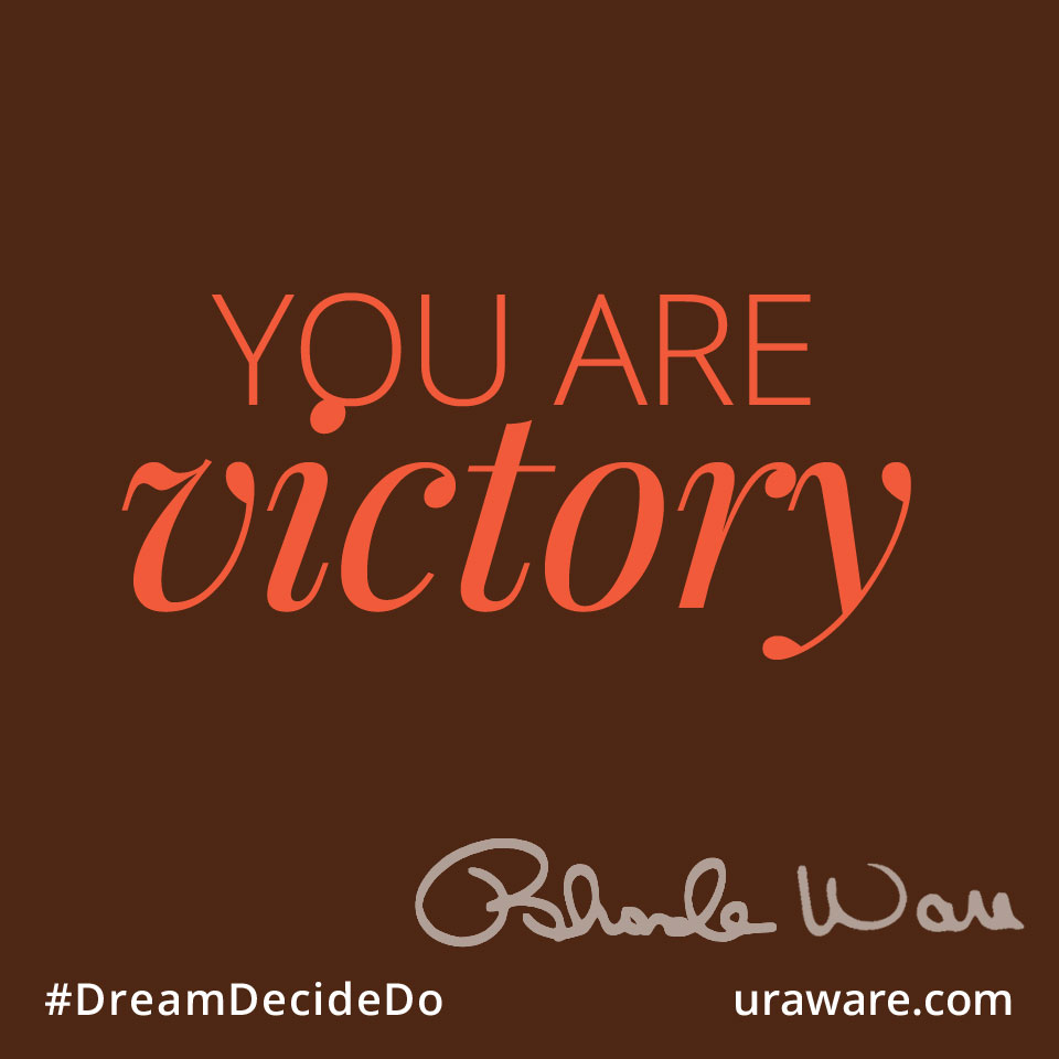 You Are Victory