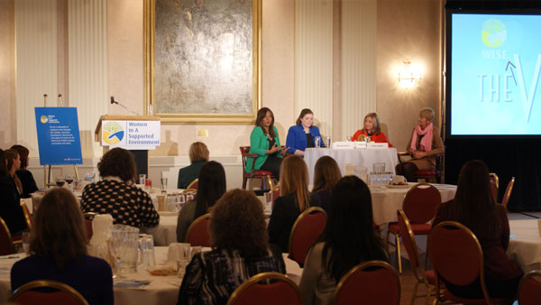 UR Aware Speaking Engagement – BMO WISE Women's Affinity Group